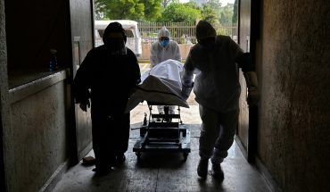 Mexico surpasses 17 thousand deaths per COVID-19