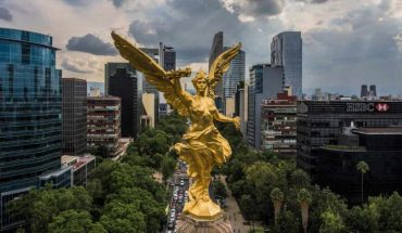 Mexico to spend $14 million pesos on independence angel restoration