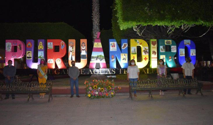Reveal monumental lyrics in Puruándiro for City anniversary