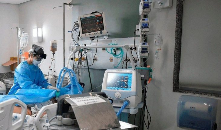 The Province of Buenos Aires has occupied 43% of the intensive care beds