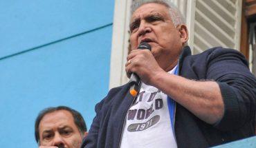 "The exaggeration of 'Pata' Medina: ""Macri has to be hanging in the Plaza de Mayo"""