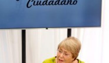 "The ""summit"" of Bachelet, Siches and The Children's Advocate"