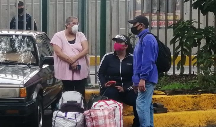They call for law in CDMX to prevent evictions in epidemic