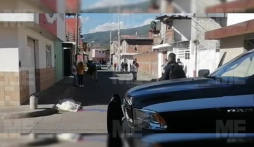 They took the life of a guy shot in the Christ King of Sahuayo