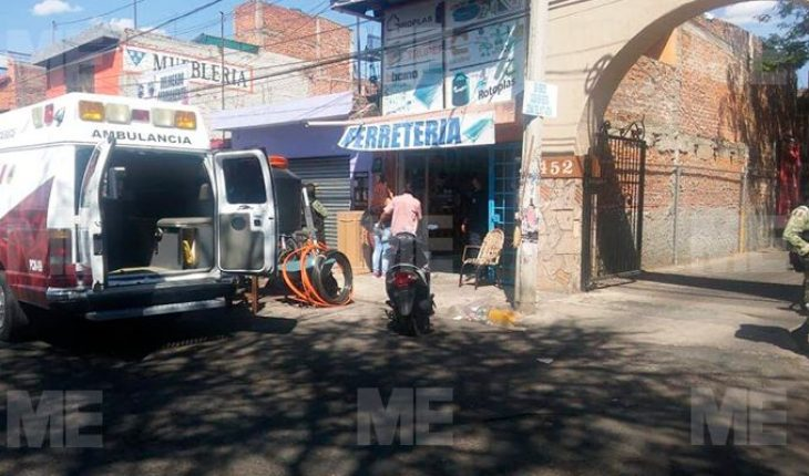 They took the life of hardware store owner, in Zamora