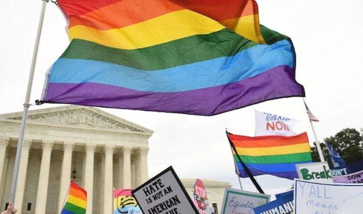 U.S. Supreme Court ruling on LGBT workers' defense