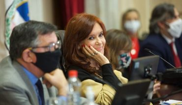 Vice-Latin: CFK convened a special session to create investigative commission