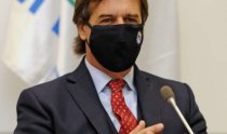 """""""We relax,"""" Uruguay's president says after new covid-19 outbreak"""