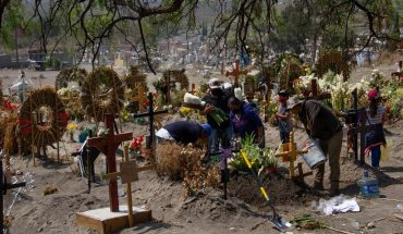 With 770 more COVID-19 deaths, Mexico reaches 19 thousand deaths
