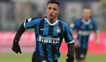 Worse is nothing: Alexis entered the final in triumph of Inter