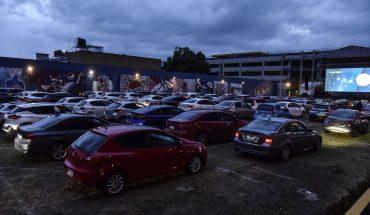 ¿Extrañas ir al cine? CDMX inaugura autocinema en Mixhuca