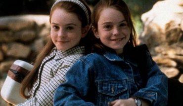 """A 22 años de """"Juego de Gemelas"""": el reencuentro entre Lindsay Lohan y el elenco"""