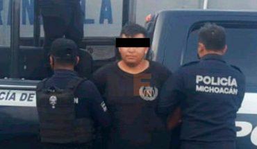 Al detener un festejo de torito de petate en la Vasco de Quiroga; civil hiere a policía en Morelia