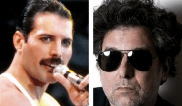 """Andrés Calamaro disparó contra Queen:""""Está muy inflada con esteroides"""""""