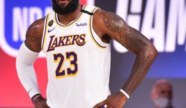 Antetokounmpo y LeBron en forma para reinicio de la NBA