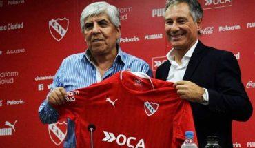 """Ariel Holan: """"Macri quería meter preso a Moyano a través de Independiente"""""""