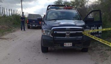 Arrestan a presunto asesino de adulto mayor en Choix, Sinaloa
