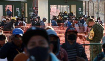 Aumentan los casos de COVID en la obra del aeropuerto de Santa Lucía
