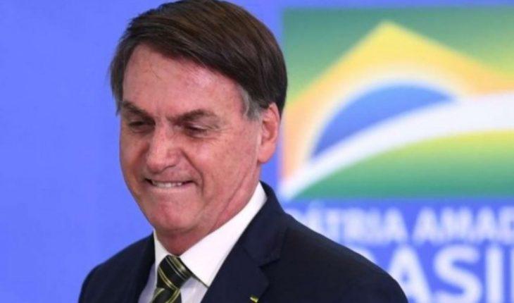 Bolsonaro presentó síntomas de Coronavirus y se realizará un test