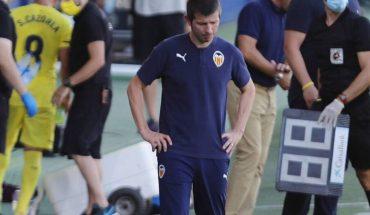 Celades es despedido del Valencia