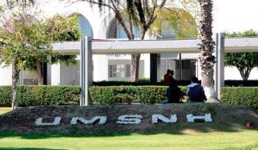 Clases presenciales en las UMSNH podrían ser hasta el 21 de septiembre