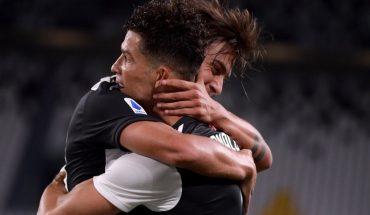 Con otro gran partido de Dybala, Juventus derrotó a Lazio y acaricia el título