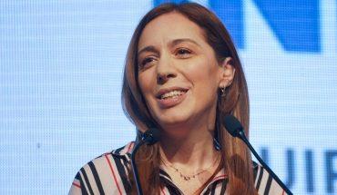 Coronavirus: María Eugenia Vidal recibió el alta y se reencontró con sus hijos