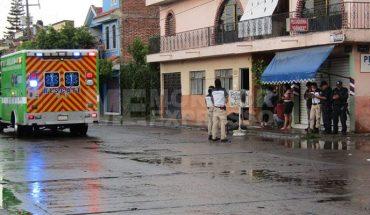 De 5 balazos quitaron la vida de vecino de la colonia Valencia Segunda Sección, en Zamora