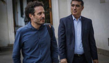 """Desbordes descartó renuncia tras salida de Hernán Larraín: """"Los presidentes de partidos estamos empeñados en recomponer el funcionamiento de nuestra coalición"""""""