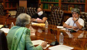 Detienen a presunto feminicida de Diana tras protesta de su madre en Palacio