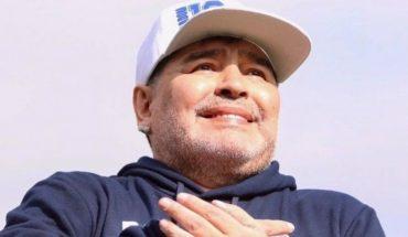 """Diego Maradona, cada vez más """"tripero"""": pidió ser socio activo de Gimnasia"""