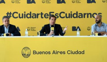 Diego Santilli anticipó nuevas actividades permitidas en la Ciudad