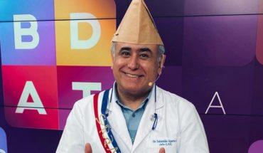 """Doctor Sebastián Ugarte es el nuevo """"Gran Compipa y Rey de los Guachacas 2020"""""""