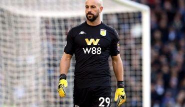 El Aston Villa quiere seguir contando con Reina