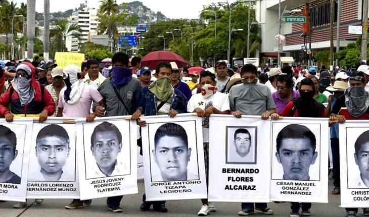El Equipo Argentino de Antropología Forense confirmó un importante avance en la búsqueda de los 43 estudiantes desaparecidos en México