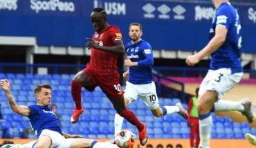 El Liverpool-Everton marca un nuevo récord de audiencia