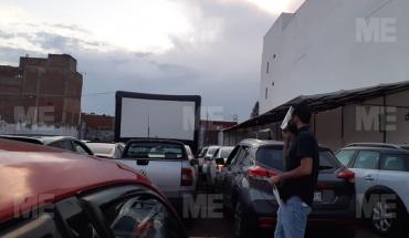 El cine en cuatro ruedas (Video)