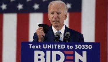 El demócrata Biden recrimina a Trump su racismo y ataques contra México