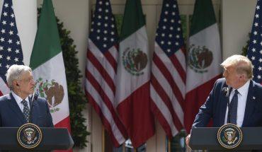 El discurso completo de AMLO en la Casa Blanca