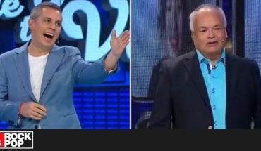 """El incómodo momento de Alvaro Salas en TV: Lo tildaron de """"califa"""""""