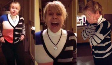 Emocionante: Dalma Maradona compartió el momento en el que contó su embarazo