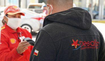 Empresa de combustible apoyará a Desafío Levantemos Chile