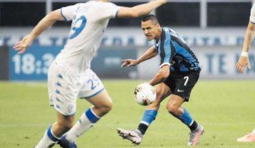 En 5 duelos Alexis igualó lo hecho con el Inter hasta antes del parón