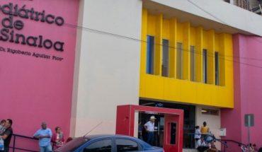 En Culiacán hospitalizan a niño por balazo de diábolos en la cara