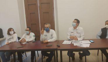 """""""Estado retiene y no informa sobre recursos federales a municipios"""", acusan diputados de Morena"""
