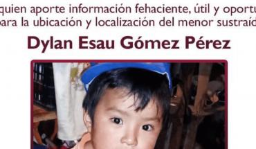 Fiscal de Chiapas pide ayuda a los ciudadanos para encontrar a Dylan