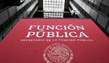 Función Pública expuso CURP, RFC y sexo de servidores públicos