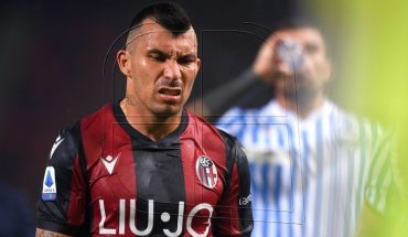 Gary Medel dijo presente en increíble empate del Bologna ante Parma