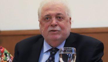 "Ginés González García: ""Yo calculo que en dos o tres días la curva empezará a bajar"""