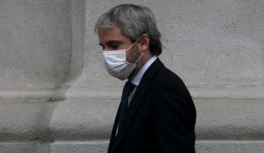 """Gonzalo Blumel: """"En el Ministerio del Interior y Seguridad Pública nos ha tocado en un tiempo muy exigente"""""""